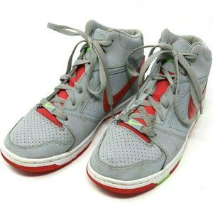 Nike Womens Shoes Prestige Basketball Wolf Gray